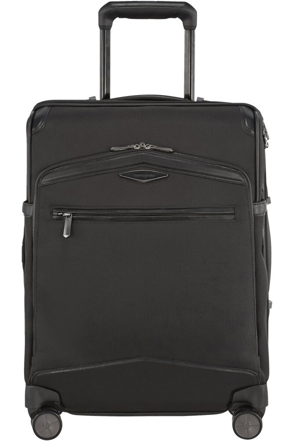 Samsonite Selar Spinner Expandable USB 55cm  Negro