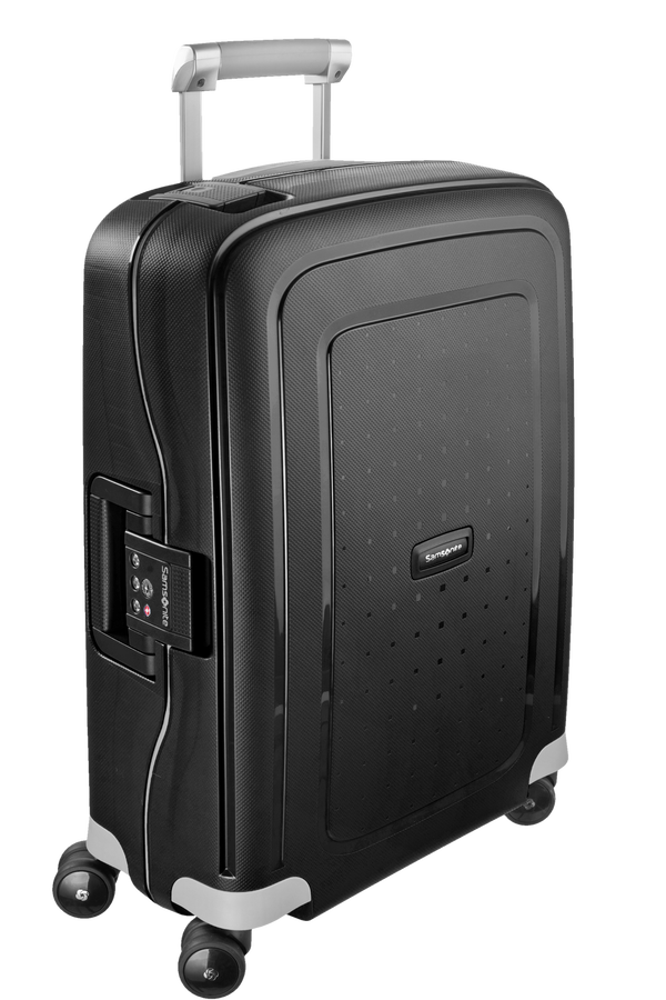 Samsonite S'Cure Spinner 55cm Negro