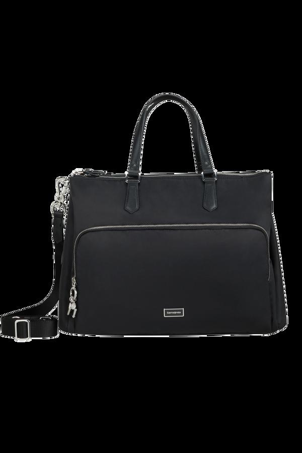 Samsonite Karissa Biz 2.0 Org. Shopping Bag 3 Comp.  14.1inch Negro