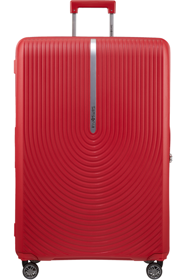 Samsonite Hi-Fi Spinner Expandable 81cm  Rojo