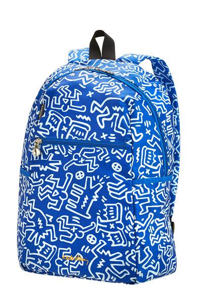 Travel Accessories Mochila Azul Graffiti