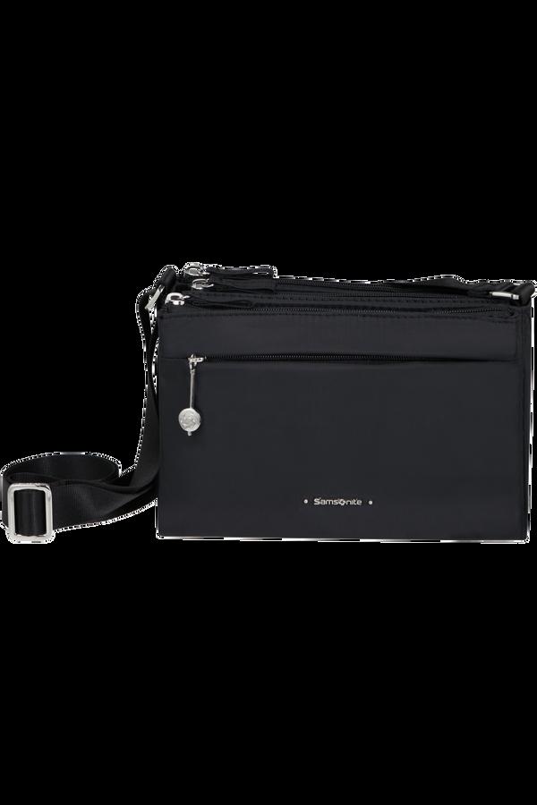 Samsonite Move 3.0 H.Shoulder Bag 3 Comp S  Negro