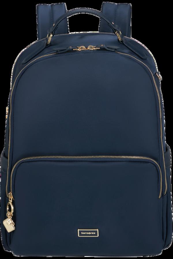 Samsonite Karissa Biz 2.0 Backpack  14.1inch Midnight Blue