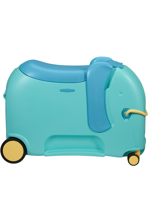 Samsonite Dream Rider Deluxe Ride-On Spinner Elephant  Elephant Blue