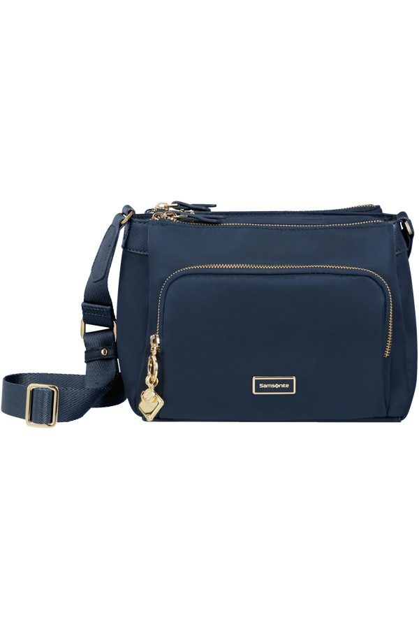 Samsonite Karissa 2.0 Travel Shoulder Bag  Midnight Blue