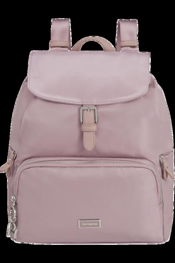 Samsonite Karissa 2.0 Backpack 3 Pockets 1 Buckle  Pale Mauve