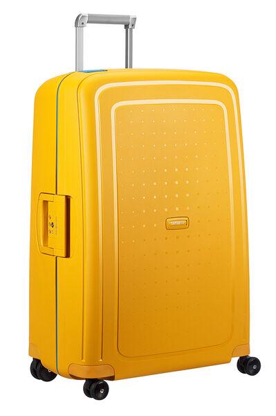 S'Cure Spinner (4 ruedas) 75cm Pineapple Yellow/Caribb.Blue