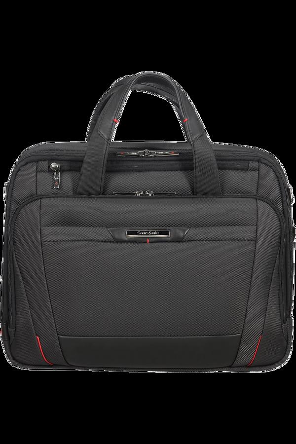 Samsonite Pro-Dlx 5 Laptop Bailhandle Expandable  39.6cm/15.6inch Negro