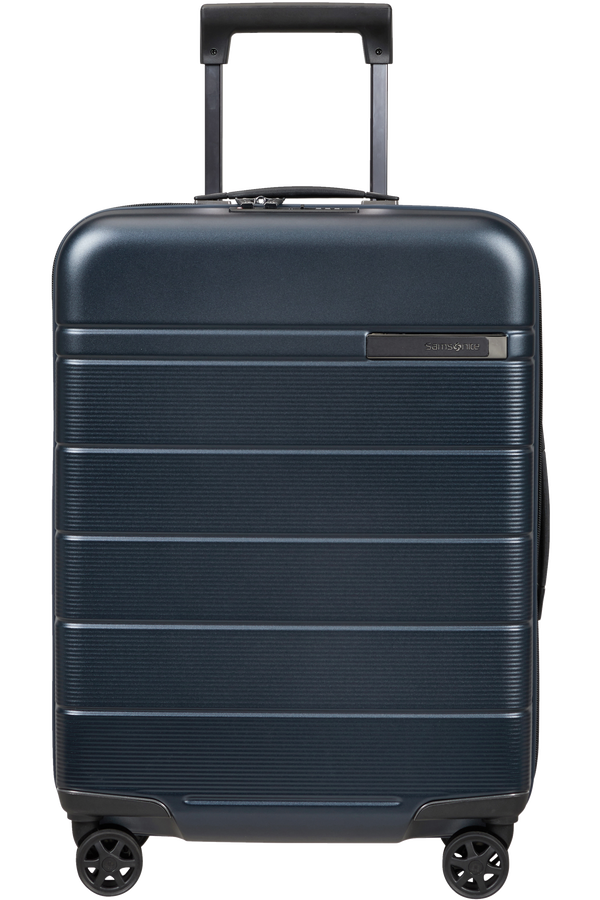 Samsonite Neopod Spinner Expandable SL. Out Pouch 55cm  Midnight Blue