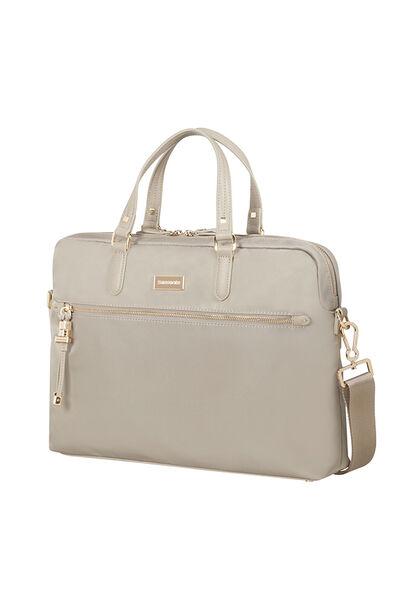 Karissa Biz Ladies' business bag Light Taupe