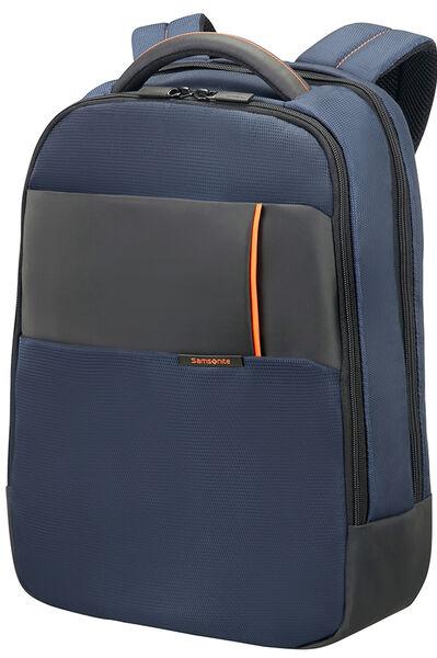 Qibyte Mochila para portátil Azul