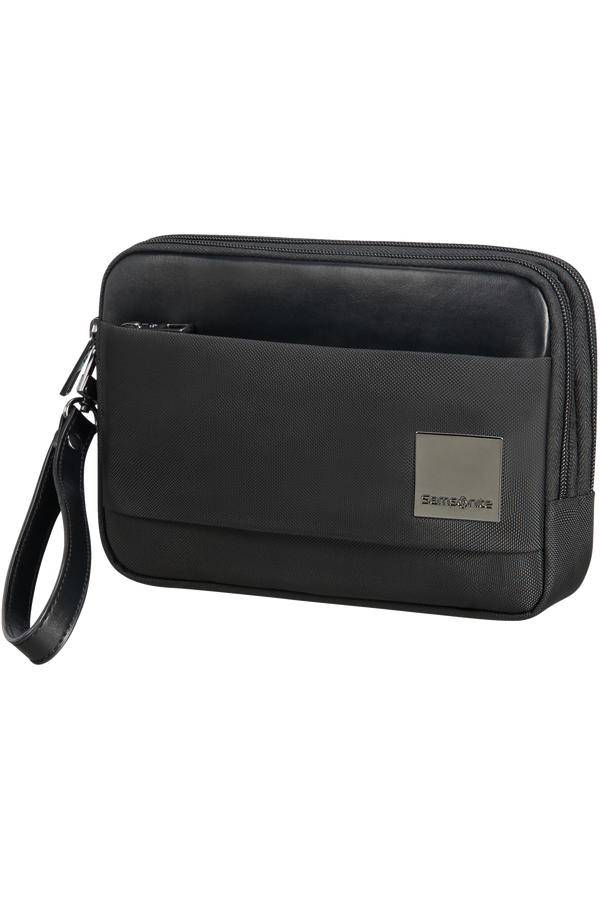 Samsonite Hip-Square Clutch S 2 Compartments  Negro