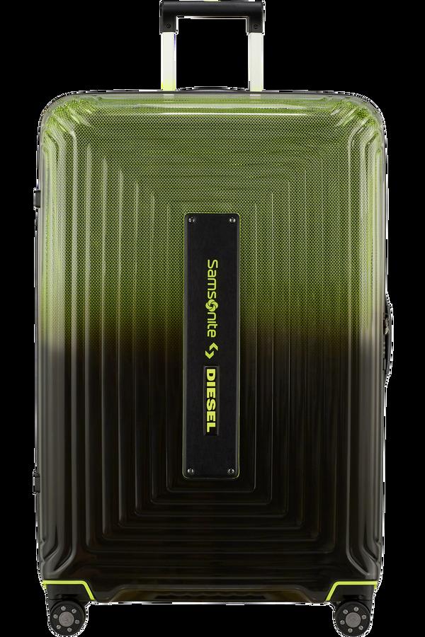 Samsonite Neopulse X Diesel Spinner 81cm  Black/Yellow