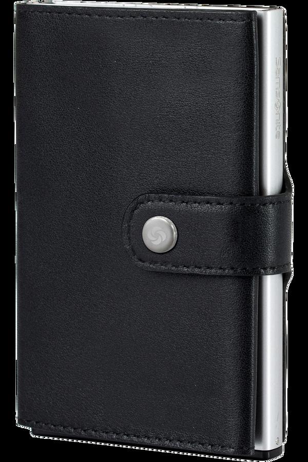 Samsonite Alu Fit 202 - Slide-up Wallet  Negro