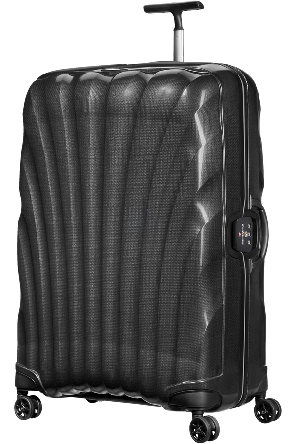 Samsonite Lite-Locked Spinner 81cm Negro