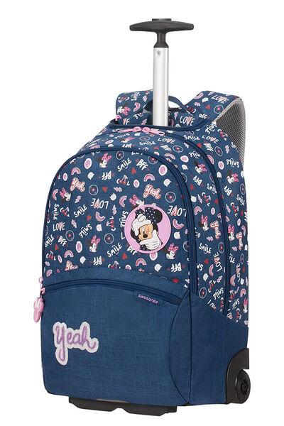 Color Funtime Disney Trolley escolar