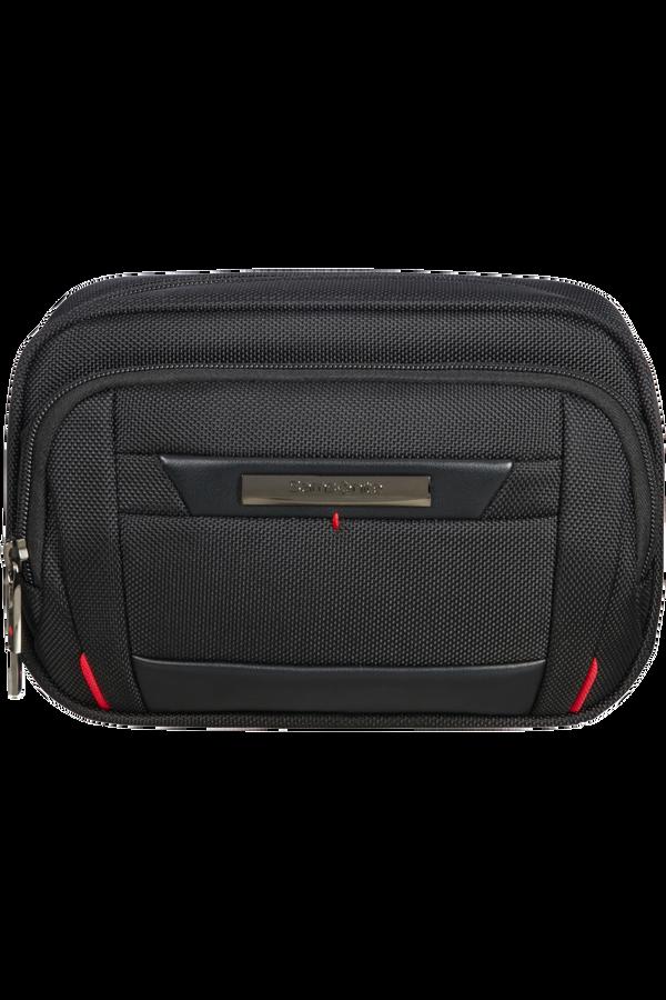 Samsonite Pro-Dlx 5 C. Cases Slim Toiletry Bag  Negro
