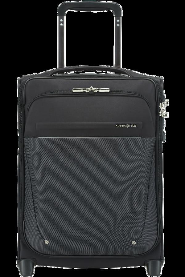 Samsonite B-Lite Icon Upright Underseater USB 45cm  Negro