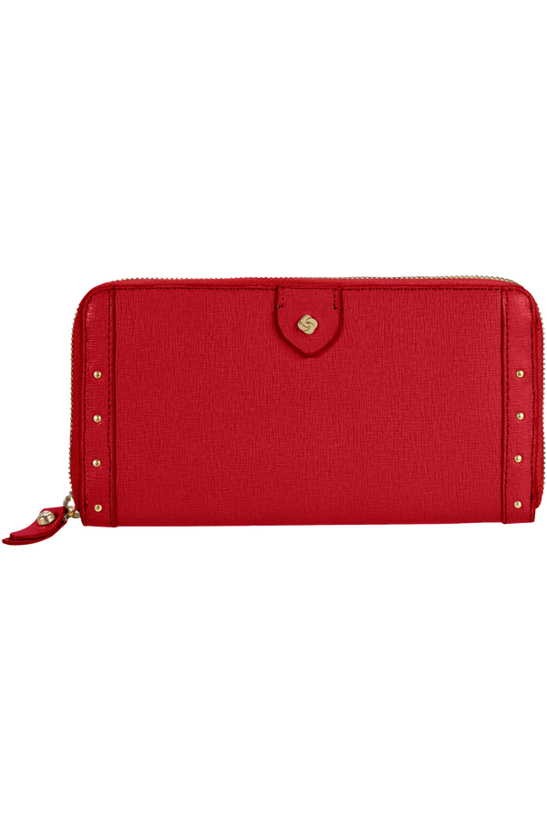 Samsonite Elizabeth I Slg Wallet L  Scarlet Red