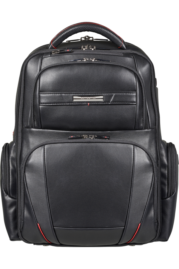 Samsonite Pro-Dlx 5 Lth Laptop Backpack  15.6inch Negro