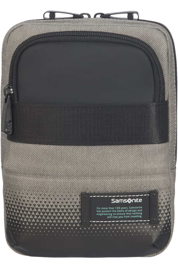 Samsonite Cityvibe 2.0 Tablet Crossover Bag S  Ash Grey
