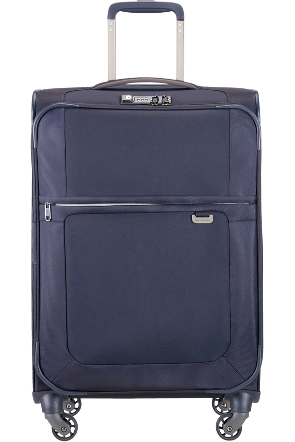 Samsonite Uplite Spinner expansible 67cm Azul