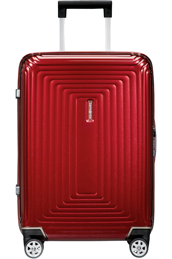Samsonite Neopulse Spinner 55/23 cm  Rojo Metalizado