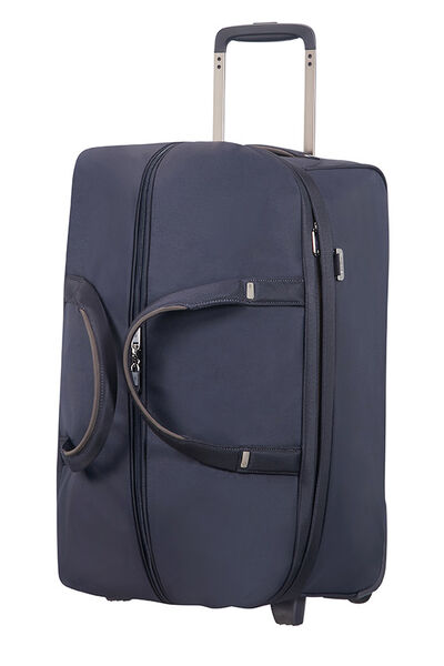 Uplite Bolsa de viaje con ruedas 55cm Azul