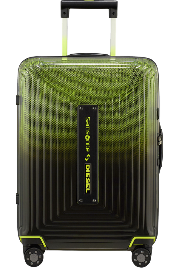 Samsonite Neopulse X Diesel Spinner 55cm  Black/Yellow