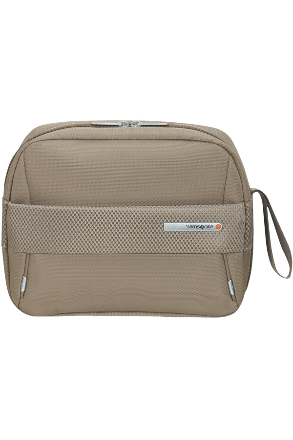 Samsonite Duopack Toilet Kit  Sand