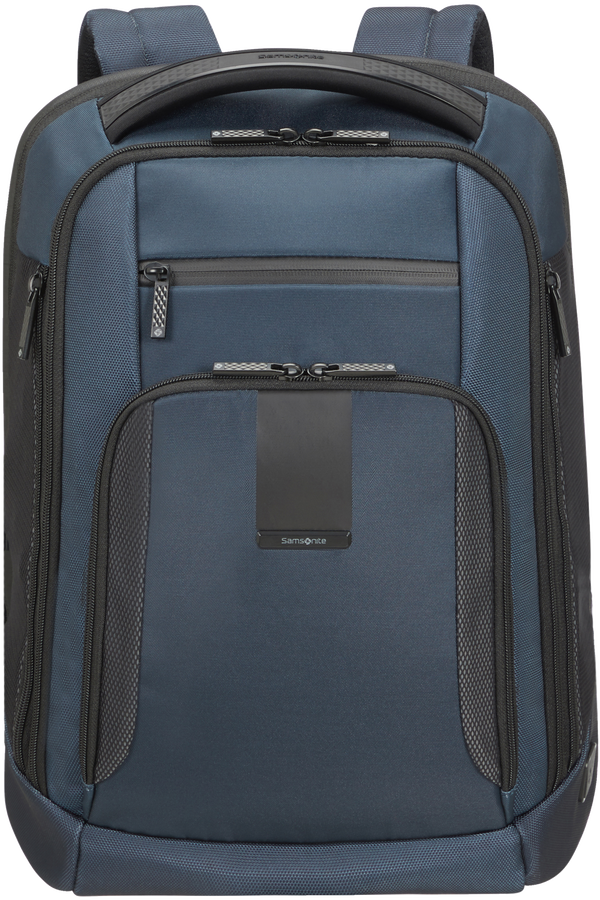 Samsonite Cityscape Evo Laptop Backpack Expandable  17.3inch Azul