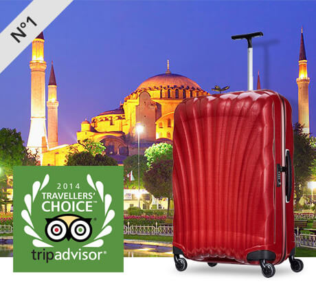 Travel to the best, with the best