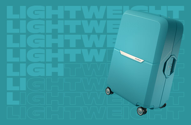 Magnum - ¿Buscas la maleta más ligera?