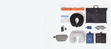 Descubre nuestros accesorios de viaje - Samsonite