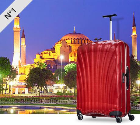 Istanbul, Turkey with Cosmolite