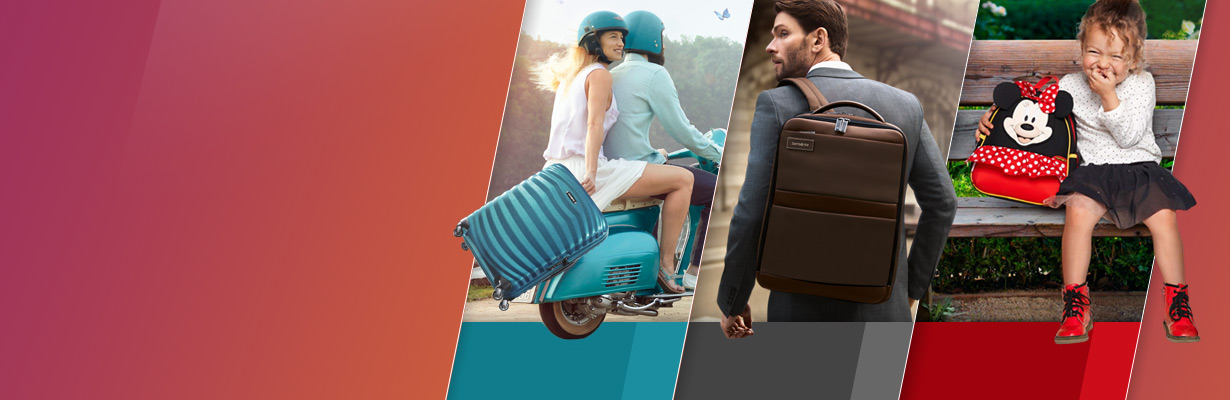 Find your perfect Samsonite