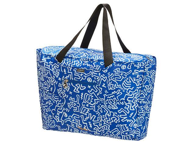 Keith Haring Foldaway Tote