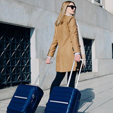 5 Técnicas sorprendentes para elegir la maleta adecuada