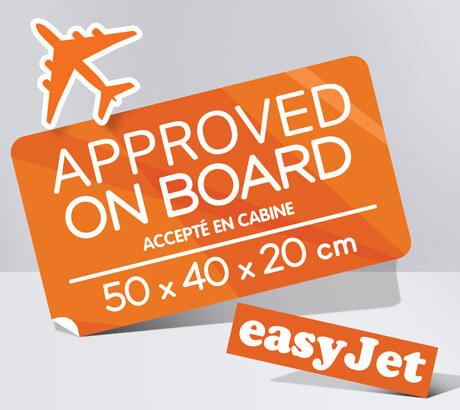 Easyjet new dimensions
