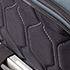 Sistema nuevo y perfeccionado de protección Laptop PillowTM con tecnología de absorción de impactos.
